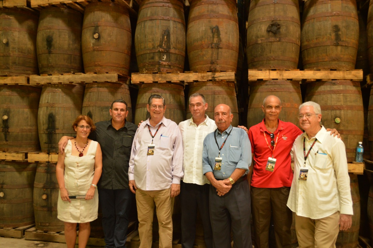 Days of a Colloquium of Cuban Light Rum